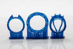 Castable Resin Rings