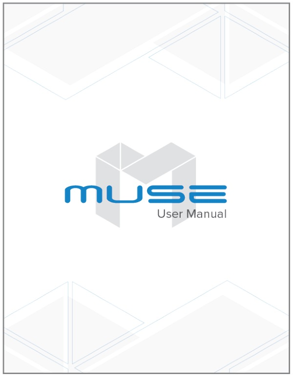Download the Muse Maunual