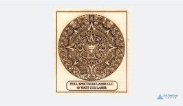 FSL Engraved Aztec Calendar
